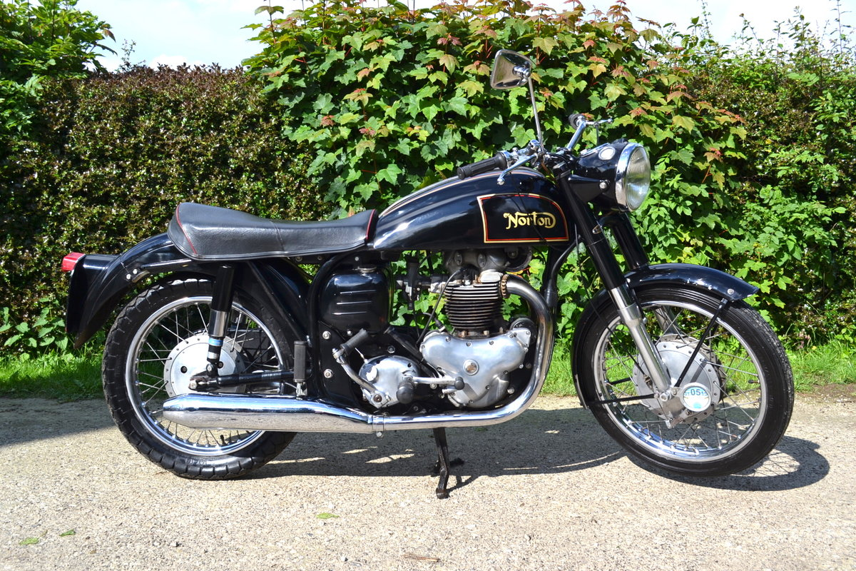 1957 Great Classic Norton Bike FOR SALE For Sale (picture 3 of 6)