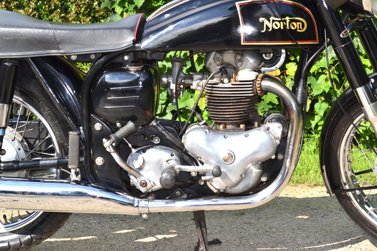 1957 Great Classic Norton Bike FOR SALE For Sale (picture 4 of 6)
