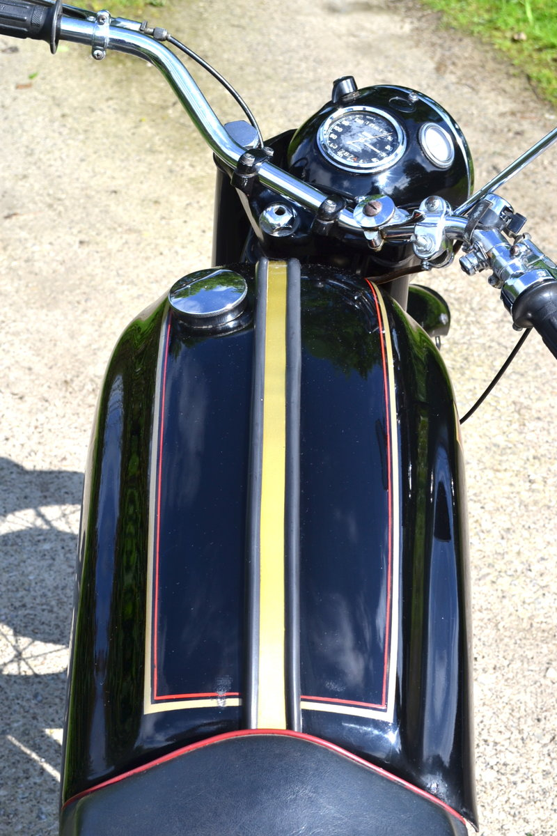 1957 Great Classic Norton Bike FOR SALE For Sale (picture 6 of 6)