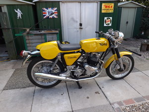 1975 Norton Commando SWAP !