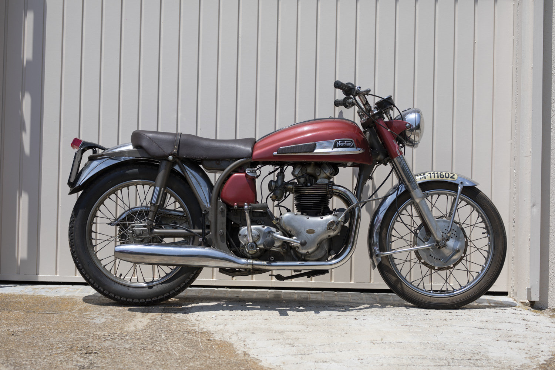 Norton Dominator 500cc 1954 For Sale (picture 1 of 6)