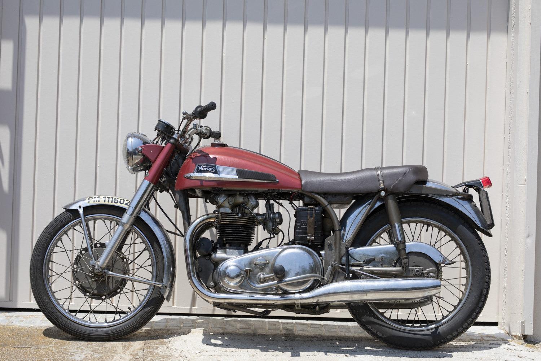 Norton Dominator 500cc 1954 For Sale (picture 2 of 6)
