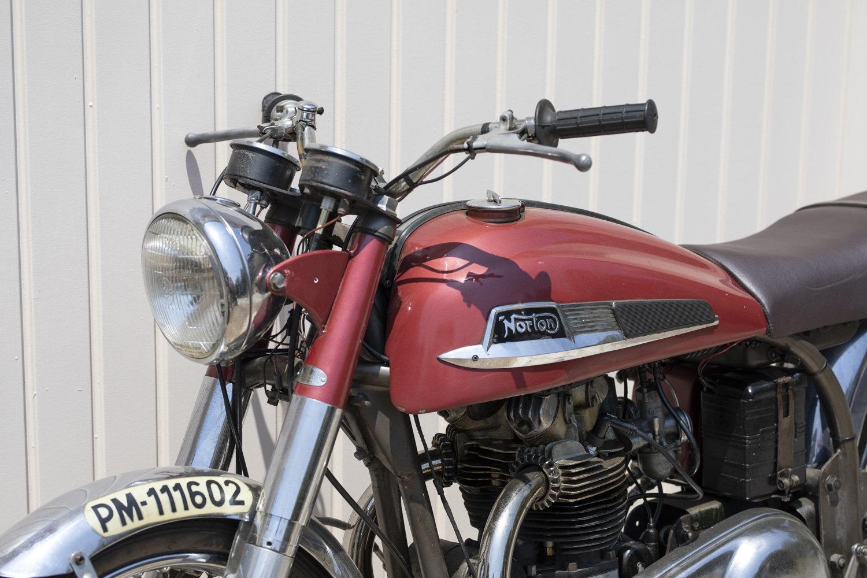 Norton Dominator 500cc 1954 For Sale (picture 4 of 6)