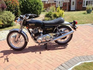 1976 Norton Commando Mk3 For Sale