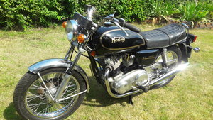 1974 Norton 850 commando