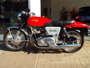 1969 Norton Commando 750 Fastback For Sale