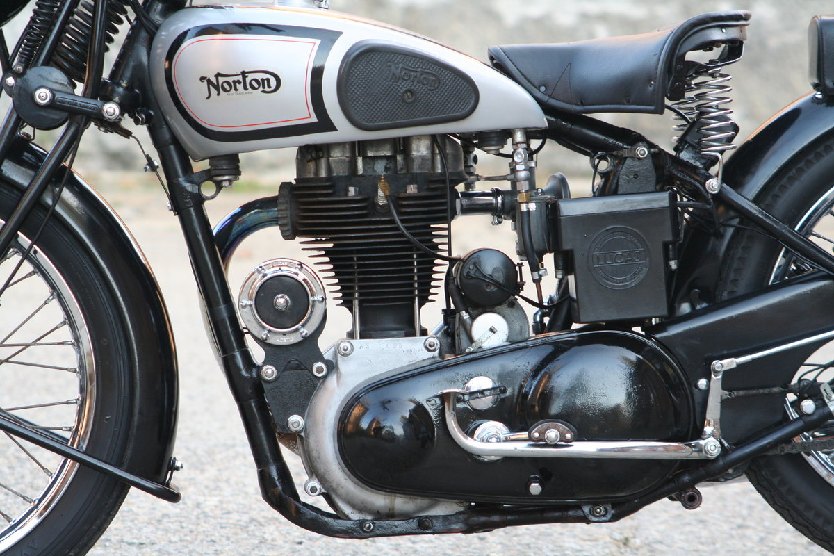 Norton ES2 500cc OHV 1946 For Sale (picture 4 of 6)