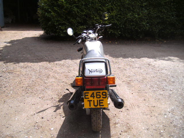 1988 Norton Classic Rotary 235 miles from new ! For Sale (picture 4 of 6)