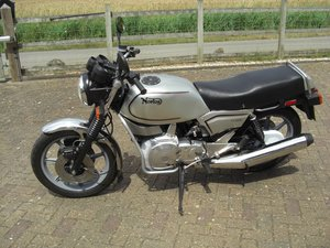 1988 Norton Rotary Classic #66 of 100 just 5,600m from