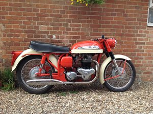 1961 Norton Dominator 99 (600cc) For Sale
