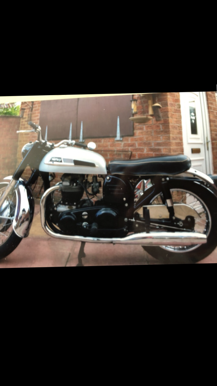 Norton Dominator 650cc For Sale (picture 1 of 3)