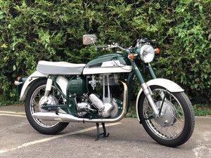 Restored 1961 Norton ES2 500cc Featherbed Frame Model