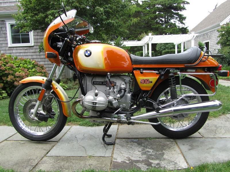 1973 1975 BMW R90S For Sale (picture 1 of 6)