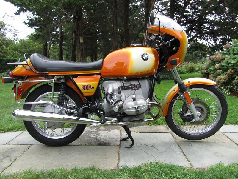 1973 1975 BMW R90S For Sale (picture 2 of 6)