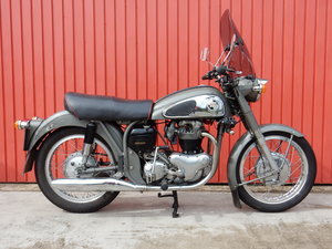 Norton Dominator 1956 fitted with a 1967 650SS engine For Sale
