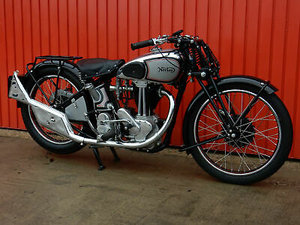 Norton Model 18  490cc  1946  Matching Frame & Engine Nos For Sale