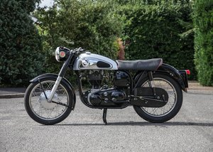 1959 Norton Model 50 (350cc) SOLD by Auction
