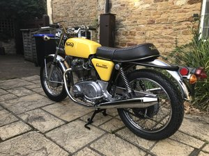 1971 Norton Commando 750 Roadster For Sale
