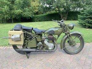 1941 Norton Model 16H WD For Sale by Auction