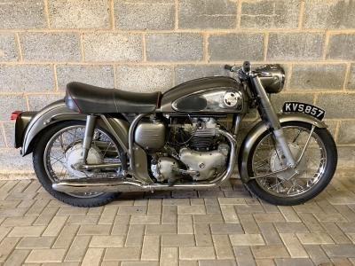 1958 Norton Dominator 88 For Sale by Auction (picture 1 of 6)