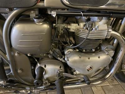 1958 Norton Dominator 88 For Sale by Auction (picture 3 of 6)