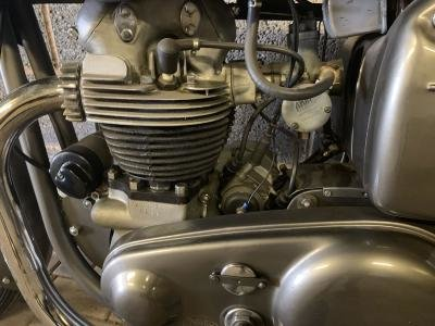 1958 Norton Dominator 88 For Sale by Auction (picture 4 of 6)