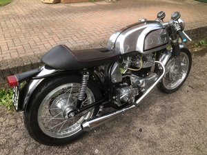 1962 Norton Dominator 88 Cafe Racer For Sale