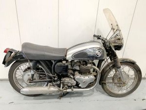 1956 Norton Dominator 88 For Sale by Auction