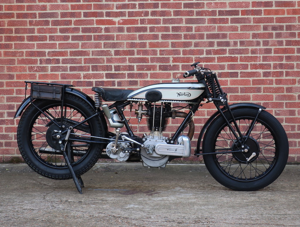 1929 Norton Model 18 For Sale (picture 1 of 6)