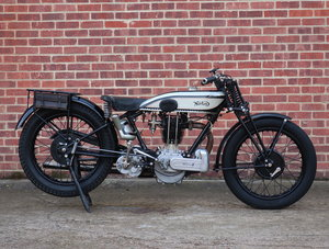 1929 Norton Model 18 For Sale
