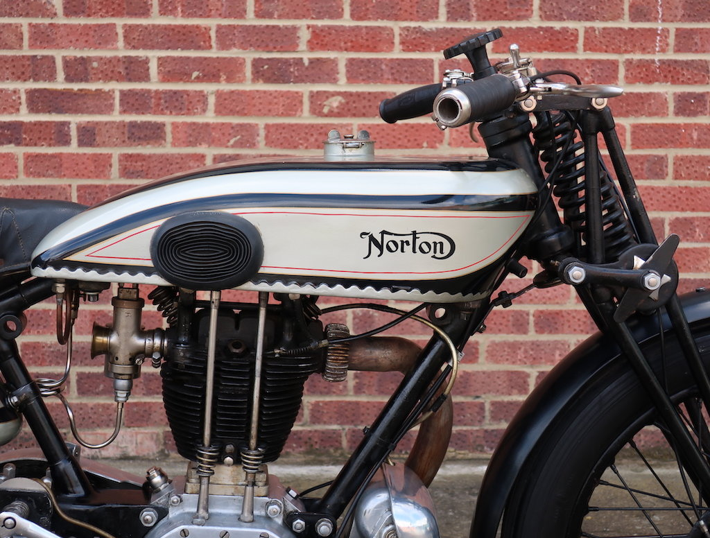 1929 Norton Model 18 For Sale (picture 2 of 6)