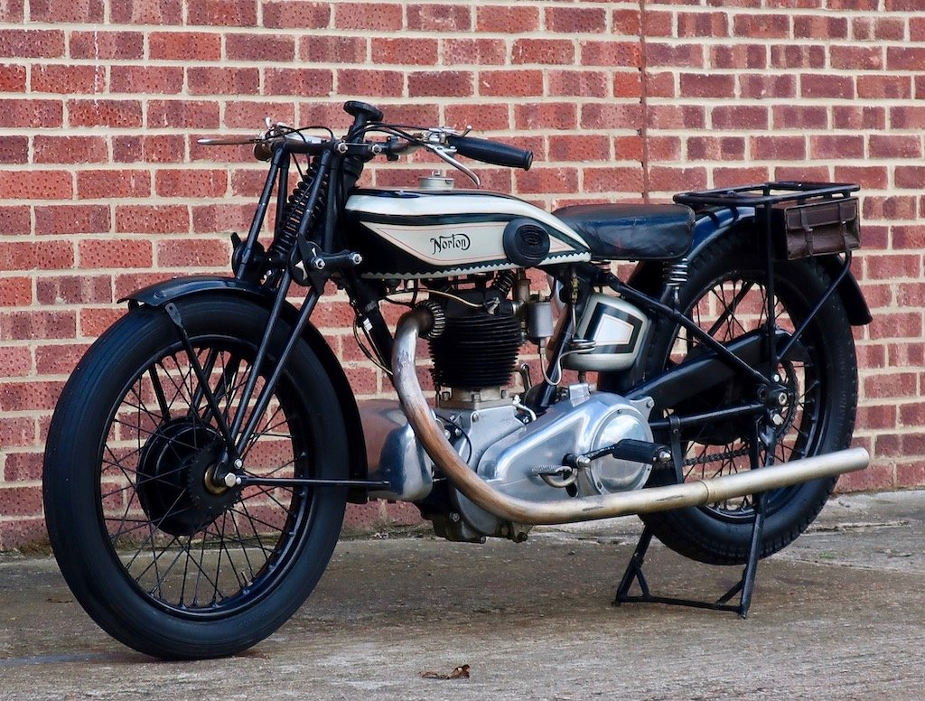 1929 Norton Model 18 For Sale (picture 6 of 6)
