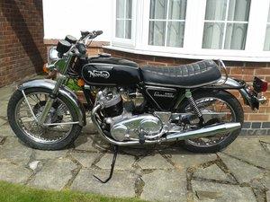 1973 Norton Commando restoreded For Sale