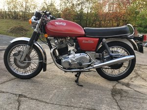 1976 Norton Commando electric start For Sale