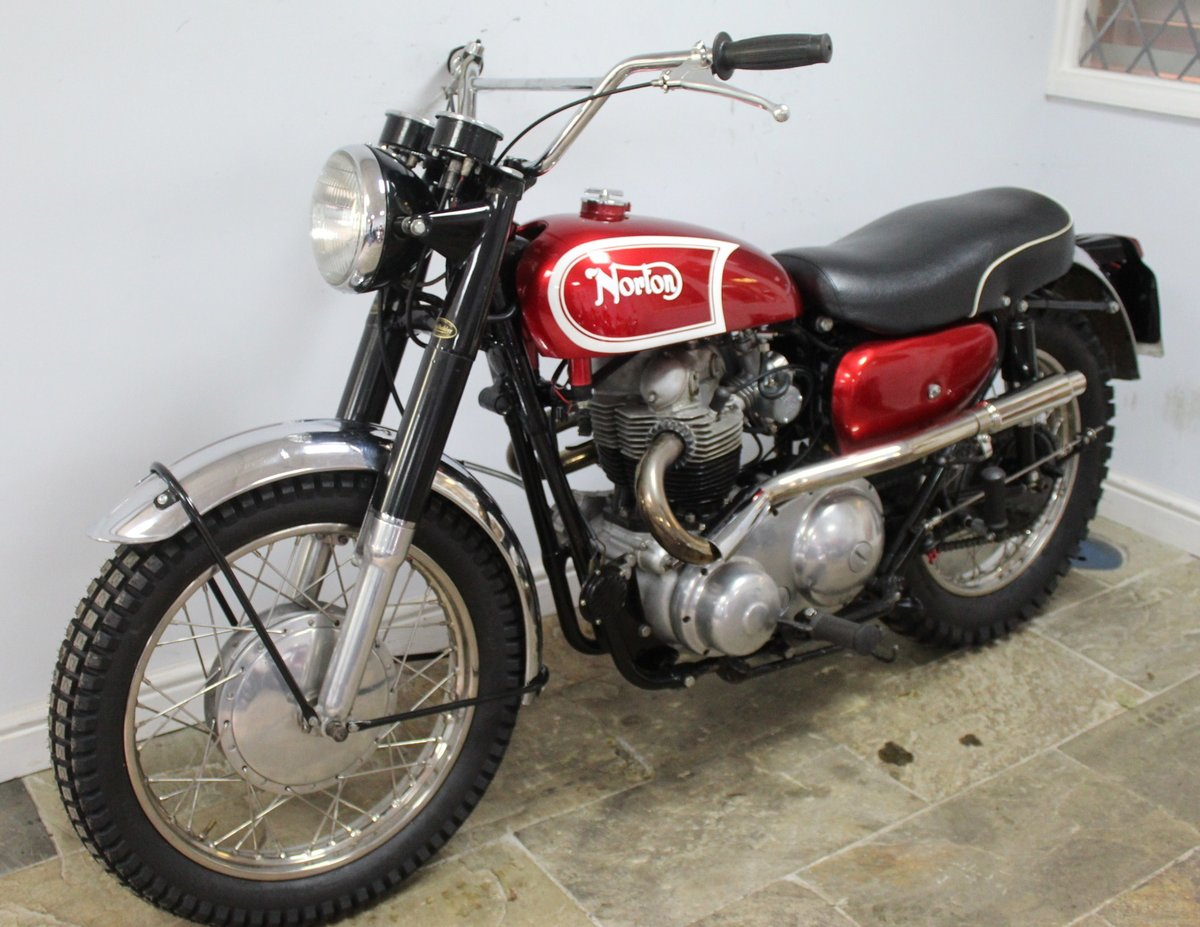 1964 Norton N15 CS Twin Presented Exceptional  SOLD (picture 4 of 6)