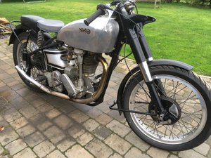 1949 Norton International Clubmans with TT history For Sale