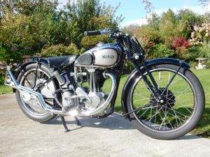 1946 Norton Model 18