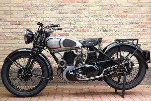 1944 Norton 16 H