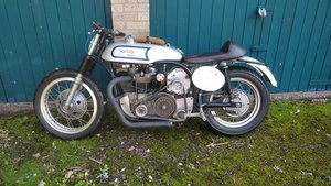 1955 Triton 750cc Supercharged Sports. 1954  For Sale