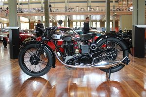1934 NORTON MODEL 19 600cc MOTORCYCLE For Sale by Auction