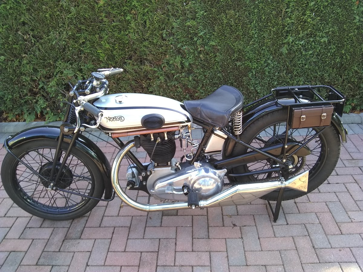 1930 Norton Model 18 For Sale (picture 1 of 6)