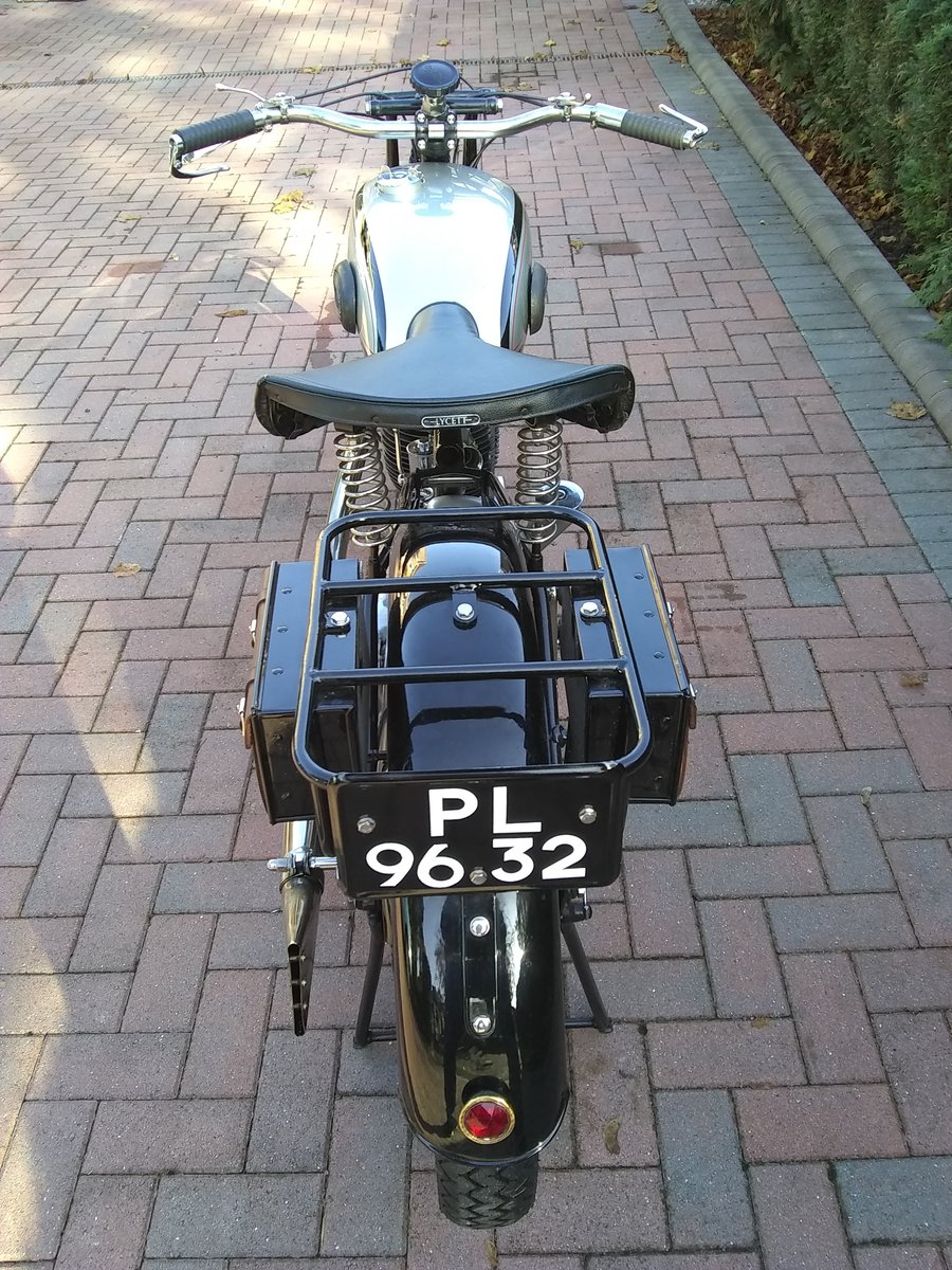 1930 Norton Model 18 For Sale (picture 5 of 6)