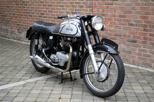 1955 Norton Dominator Model 88 For Sale by Auction