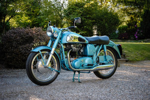 1958 Norton Dominator Model 99 For Sale by Auction