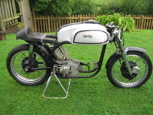 1962 Norton Manx 500 11M For Sale by Auction