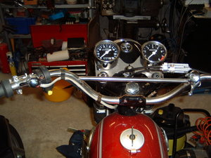 1967 Norton P11 850 special with Electric Start