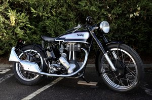 1952 Norton ES2 500cc Plunger In Inter/Manx Styling - 500cc  For Sale