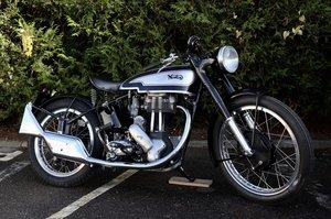1952 Norton ES2 500cc Plunger In Inter/Manx Styling - 500cc