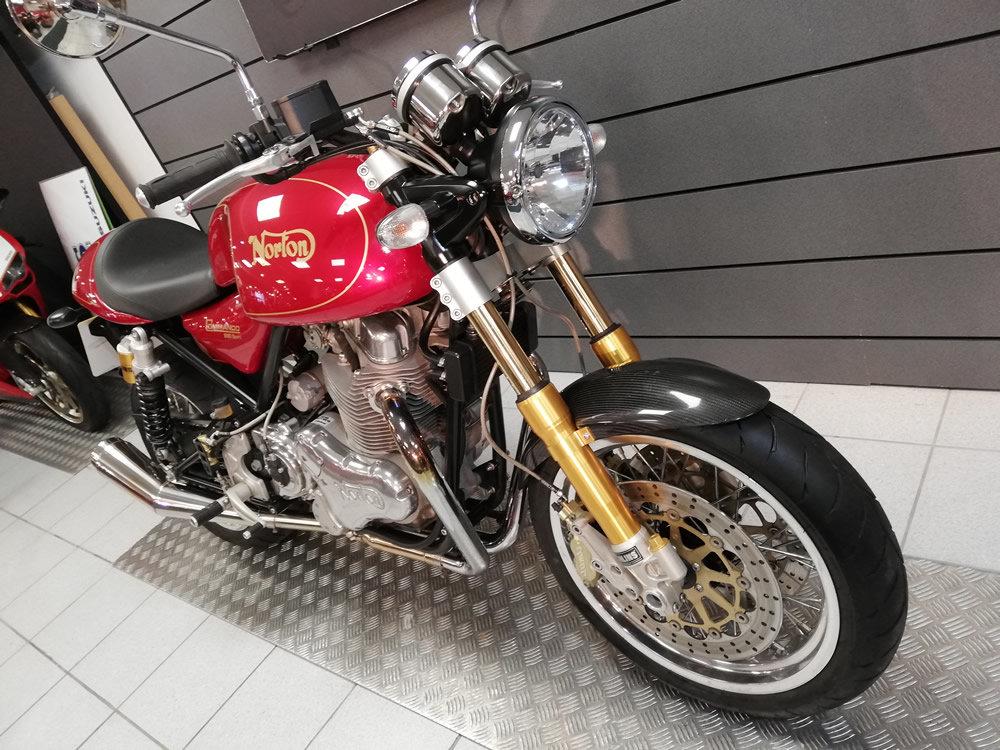 2013 Norton Commando 961 Sport For Sale (picture 2 of 6)