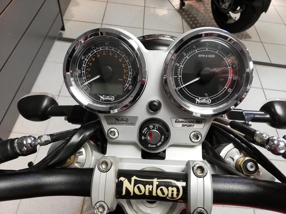 2013 Norton Commando 961 Sport For Sale (picture 5 of 6)